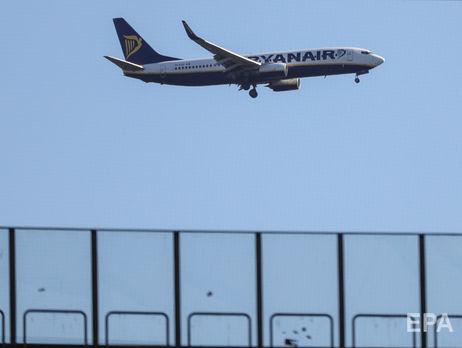 3 вересня Ryanair здійснив перший рейс із київського аеропорту Бориспіль 72d070c792c68