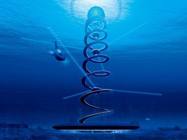 Япония построит подводный город