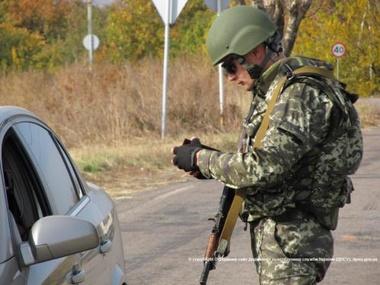 Госпогранслужба задержала сало и топливо для боевиков