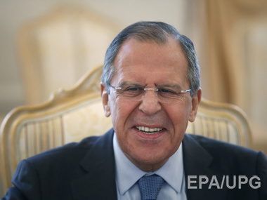 Запад хочет снять Путина при помощи санкций - Лавров