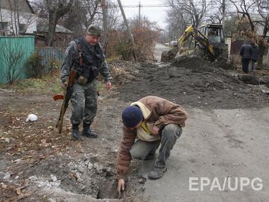 В Донецке девушка сдала своих родителей террористам