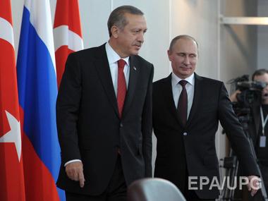 Путин встретится с руководством Турции
