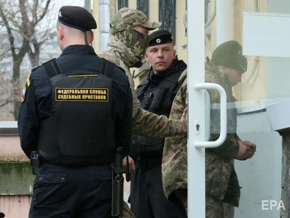 Задержанный ФСБ украинский моряк передал  записку родным