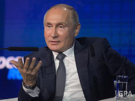 Путин не отреагировал на запрос Порошенко