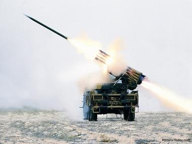 Боевики обстреляли украинские позиции под Мариуполем