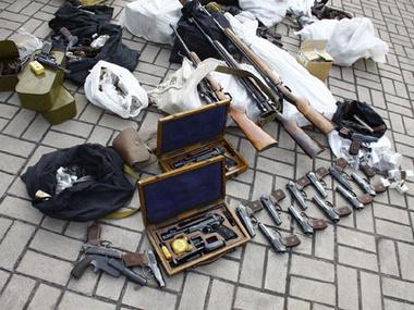 ВСУ разворовывают боеприпасы, выделенные для минирования линии соприкосновения