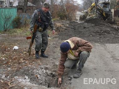 Боевики сделали из Старобешево учебный центр - пресс-центр АТО