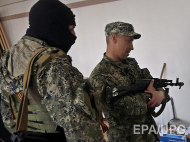 Боевики ЛНР угнали из подконтрольной ВСУ территории тепловоз