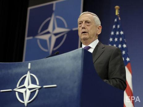 Меттіс визнав погіршення відносин між США та РФ