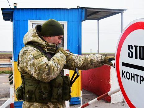 Украина запретила зарубежным корреспондентам заезд вКрым