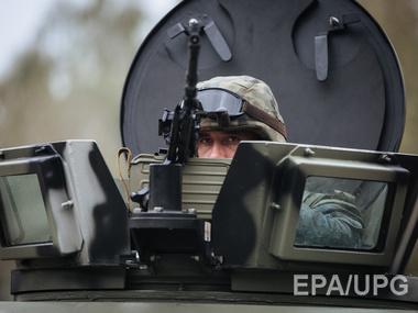 В районе Ясиноватой уничтожено около пяти танков боевиков - Тымчук