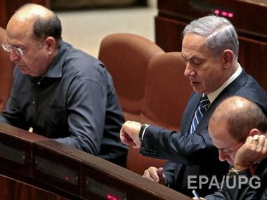 Израильский парламент принял решение о самороспуске