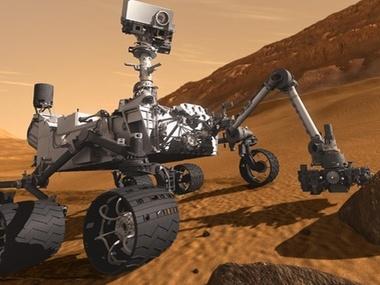 На Марсе обнаружены следы озера
