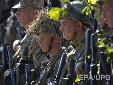 НАТО будет готовить украинских сержантов