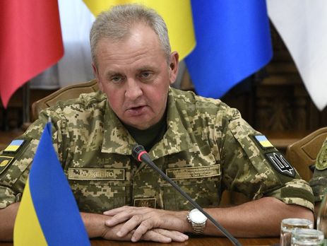 Муженко: У найкоротший термін у Росії можуть бути сформовані відповідні наступальні угруповання, і напрямок їхніх дій Україна