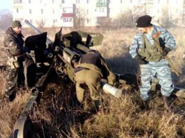 В Винницкой области задержан террорист, воевавший на стороне боевиков