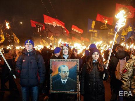 Бандере предлагают присвоить звание Героя Украины посмертно