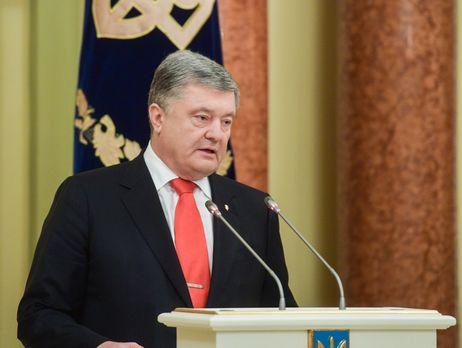 Порошенко отметил, что из Житомирской области на важные оборонные направления будут передислоцированы подразделения десантно-штурмовых войск