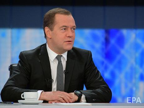 Медведев: Мы поставляем зерно, другие виды товаров на мировые рынки