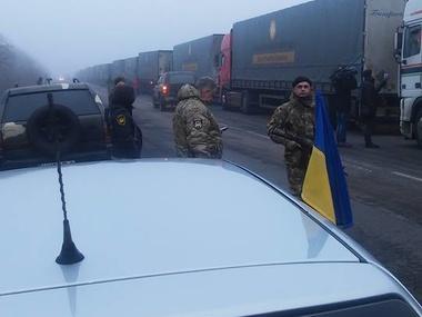 Украинские депутаты отправились с инспекцией на блок-посты