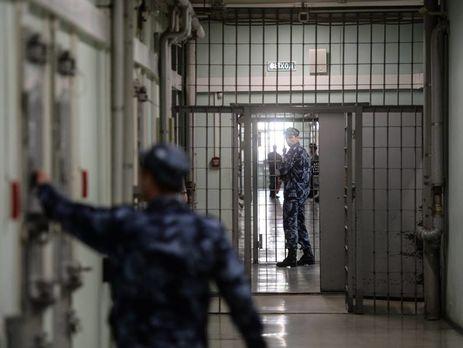 """Раненые украинские моряки удерживаются в """"Матросской тишине"""""""