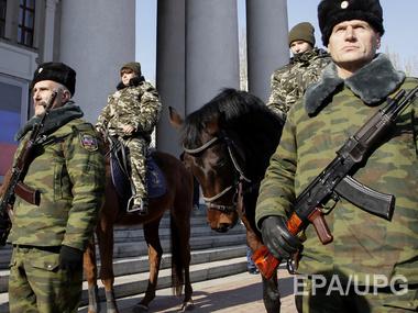 В Донецке боевики начали конфликтовать
