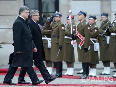 Порошенко не будет участвовать в саммите стран ЕС 18 декабря