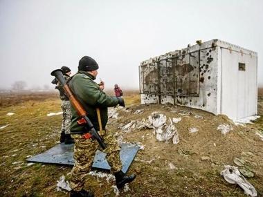 Обстрелы в зоне АТО продолжаются, за сутки ранены двое силовиков