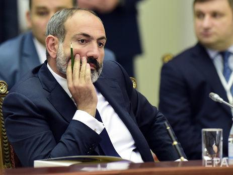 ВАрмении афишировали  первые результаты  выборов впарламент. Лидирует блок Никола Пашиняна
