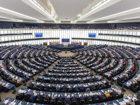 Решение о санкциях было принято в Совете ЕС сегодня