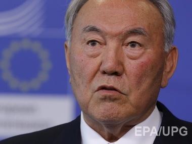 Сегодня Украину посетит Назарбаев
