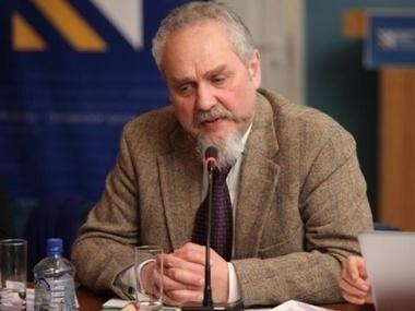 Андрей Зубов: Мы встаем на путь абсолютного правового хаоса в территориальных отношениях