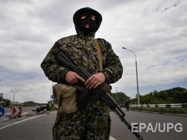 В Енакиево идут спецоперации боевиков - Тымчук