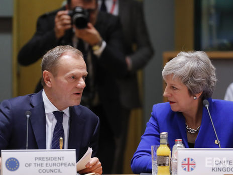 Евросоюз поитогам саммита отказался пересмотреть условия Brexit