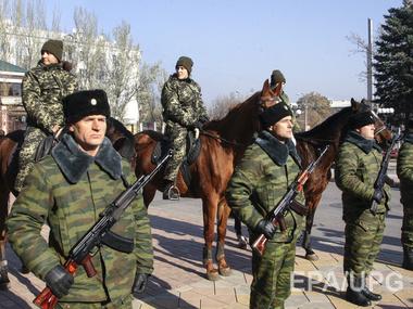 Луганских террористов атакуют неизвестные