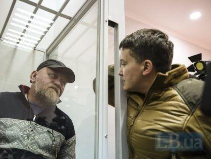 Суд ограничил сроки ознакомления с делом для Савченко и Рубана ...