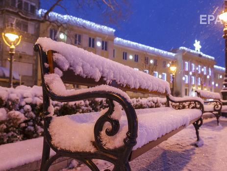 Уночі 1 січня в Україні прогнозують 0... -6 ºС