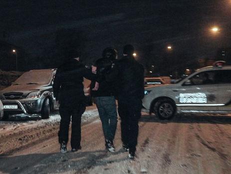Правоохоронці затримали нападників