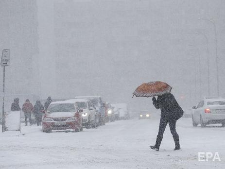 За прогнозом синоптиків, сьогодні в Дніпрі прогнозують сніг