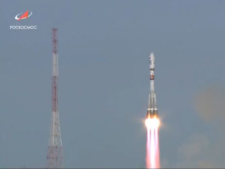 Ракета стартовала с космодрома Восточный