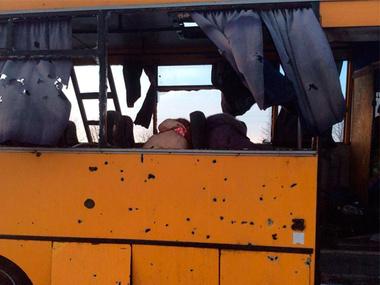 Тег: автобус под Волновахой