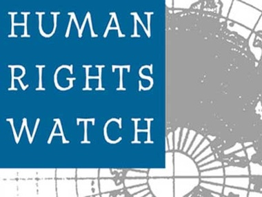 Human Rights Watch / Гордон
