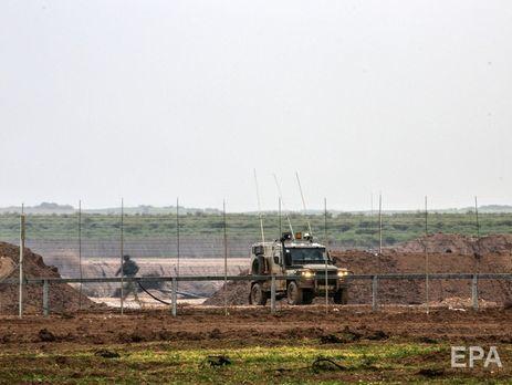 ПоИзраилю выпущена ракета изсектора Газа