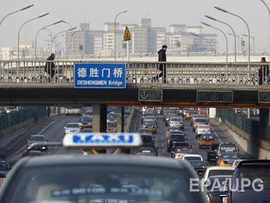 Экономика Китая показала слабейший рост за последние 24 года