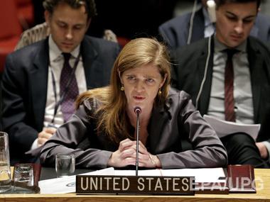 Пауэр считает, что РФ пытается реализовать отработанную тактику оккупации чужой территории