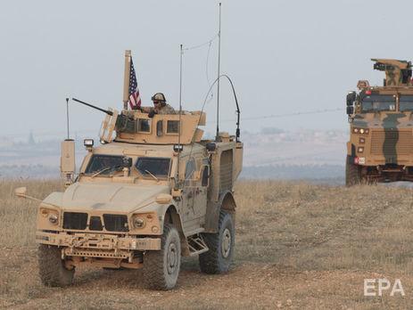 США уже начали вывод войск из Сирии