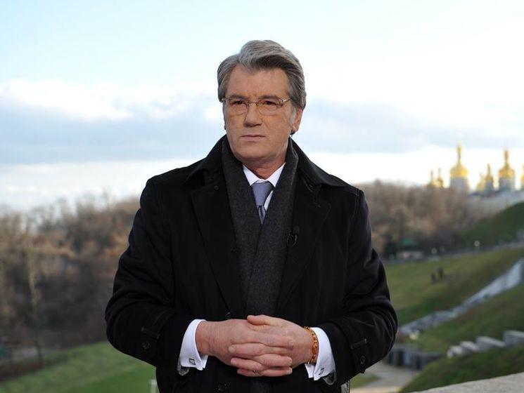 Ющенко підтвердив, що Тимошенко за його президентства просила не поспішати з наданням томосу про автокефалію Україні