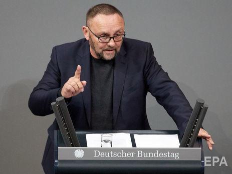 ВГермании напали надепутата Бундестага