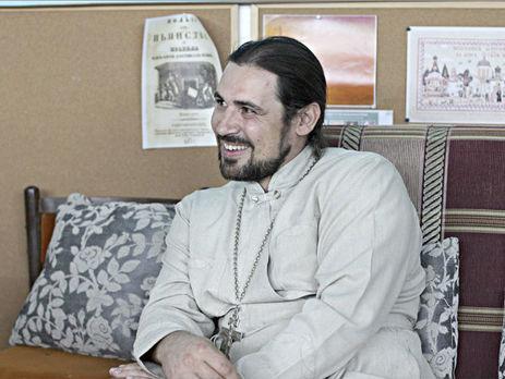 Парандюк заявив, що купол церкви демонтували через відмову переходити до Православної церкви України