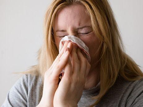 Протягом першого тижня 2019 року в Україні на грип та ГРВІ захворіло 164 453 людини